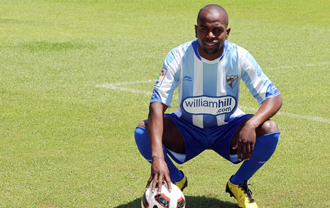Silva está ilusionado por su llegada a Málaga