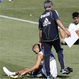 Mourinho y Benzema