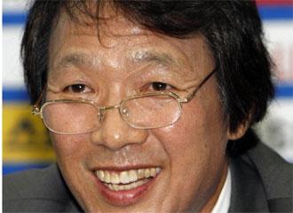 Cho Kwang-rae, nuevo seleccionador de Corea del Sur.