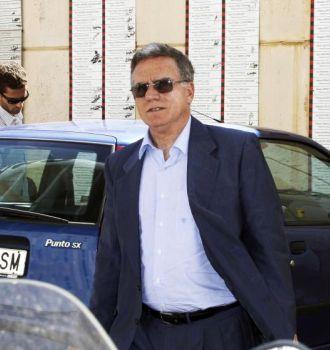 Josep Pons llega a Son Moix.
