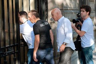 El franc�s Ribery cuenta con el apoyo de su club, el Bayern de Munich