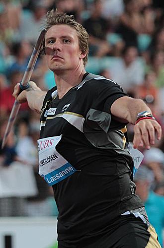 Thorkildsen llega a la Ciudad Condal con cinco de las seis mejores marcas del año.