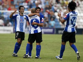Aguilar se ha reencontrado con Farin�s