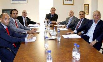 El consejo de administración del Mallorca