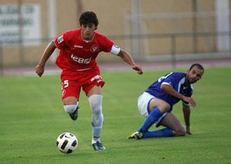 El centrocampista argentino espera que finalmente su amigo Duscher no se marche del Sevilla