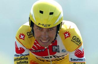Lobato en la Vuelta al País Vasco de 2006