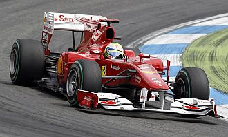 Massa volver� al circuito donde volvi� a 'nacer'