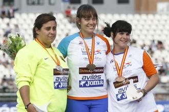 Castells en los campeonatos de España