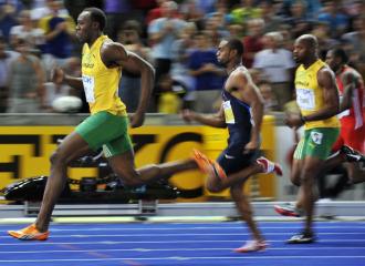 Bolt, Gay y Powell, en su �ltimo enfrentamiento