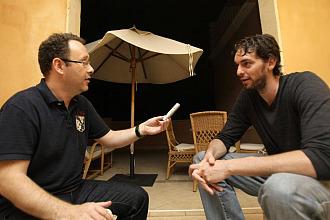 Entrevista a Pau Gasol