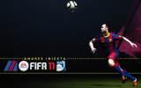Iniesta FIFA 2011