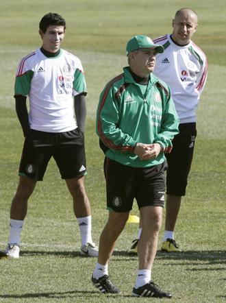 Aguirre abandon� la selecci�n tras el Mundial
