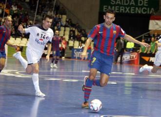 PC y Sergio Lozano, pasado y futuro del FC Barcelona