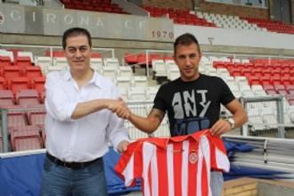 Ángel Martínez llega ilusionado a Girona
