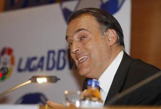 El abogado del Mallorca, Javier Tebas ha anunciado que el club balear apelar� al TAS la decisi�n de la UEFA