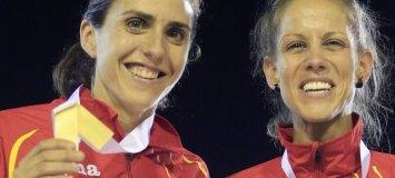Nuria Fern�ndez y Natalia Rodr�guez