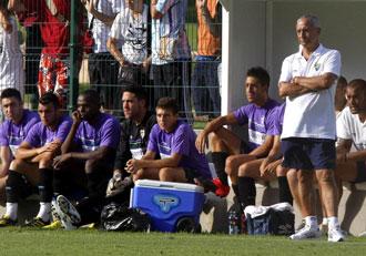 Ferreira quiere proteger a los jugadores canteranos y no cargarles de responsabilidad