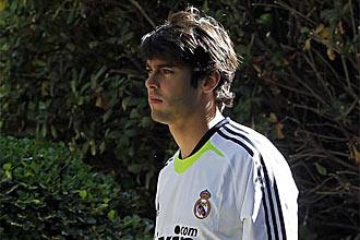 Kak� da un paseo por las inmediaciones del hotel de concentraci�n del Real Madrid en Los �ngeles