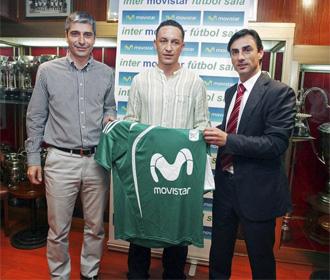David Mar�n ser� el encargado de llevar el tim�n de Inter Movistar