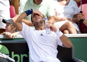 Verdasco, que no est� en su mejor momento, tendr� la oportunidad de reencontrase con su mejor juego en el Open USA