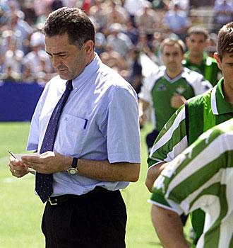 Rafael Gordillo vuelve a estar vinculado al Betis, su club de siempre, pero esta vez no ser� desde el c�sped