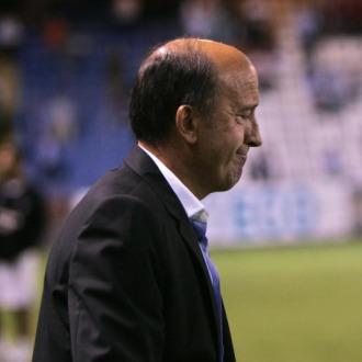 Lotina asegura que sali� satisfecho del rendimiento del equipo en el Teresa Herrera