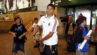 Los aficionados del Milan no quieren que Thiago se vaya al Madrid