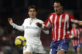 Fernando Sales como jugador del Albacete