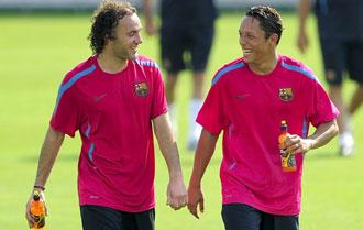 Adriano cree que los jugadores que ya est�n entrenando est�n capacitados para jugar la Supercopa