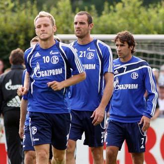 El Schalke se ha hecho con tres jugadores de la Liga espa�ola en este mercado de verano