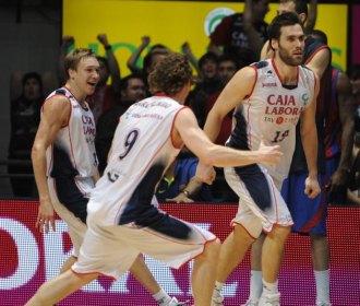 San Emeterio se podr�a colar en la lista final gracias a su gran final de temporada en el Caja Laboral al que llev� al t�tulo de la ACB