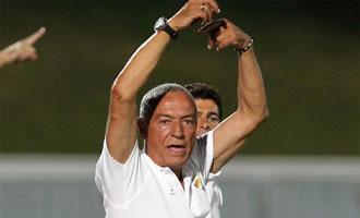 Jesualdo Ferreira espera que su equipo ofrezca una mejor versi�n en el pr�ximo test en tierras alemanas frente al Panionios griego