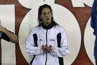 Erika Villaecija debuta este mi�rcoles en los 800 libres. El jueves, la espa�ola espera estar en la final