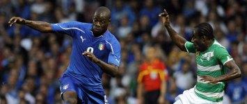 Italia 0-1 Costa de Marfil