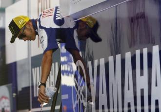 El idilio de Rossi con Yamaha podr�a tocar a su fin si el italiano decide cambiar de aires