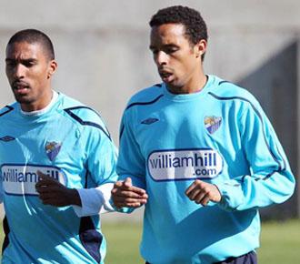 Valdo jugó cedido la temporada pasada en el Málaga.