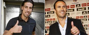 Carvalho y Khedira