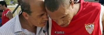 Del Nido y Luis Fabiano