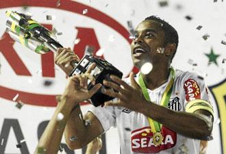 El brasile�o quer�a permanecer en el Santos y no regresar a Inglaterra