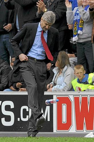 Wenger ser� entrenador del Arsenal hasta 2014.