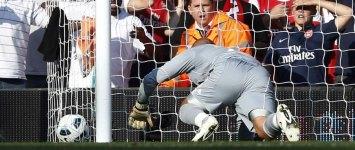 Liverpool 1-1 Arsenal