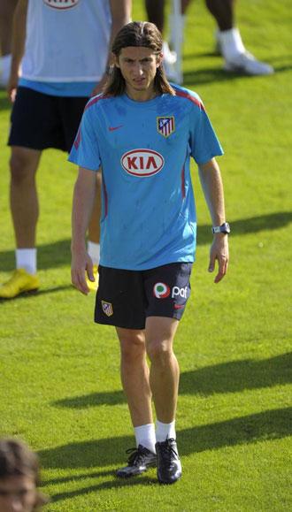 El Deportivo a�n no ha encontrado un sustituto para Filipe Luis