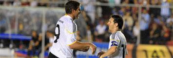 Palermo y Messi