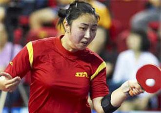 Yanfei Shen ha dado la gran sorpresa en Korea