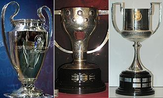 S�lo seis equipos han logrado la 'triple corona' en toda la historia.