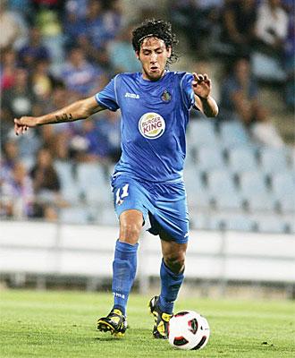 Parejo fue el autor del �nico gol del partido.