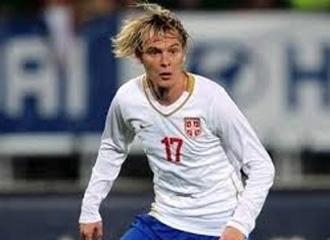 Miloz Krasic nuevo fichaje de la Juve