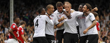 Fulham 2-2 Manchester United