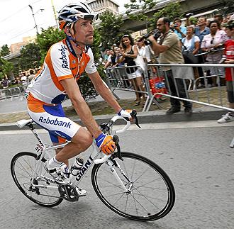 Menchov gan� la Vuelta a Espa�a en 2005 y 2007.