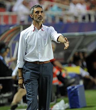�lvarez gan� hace poco m�s de tres meses la Copa del Rey.